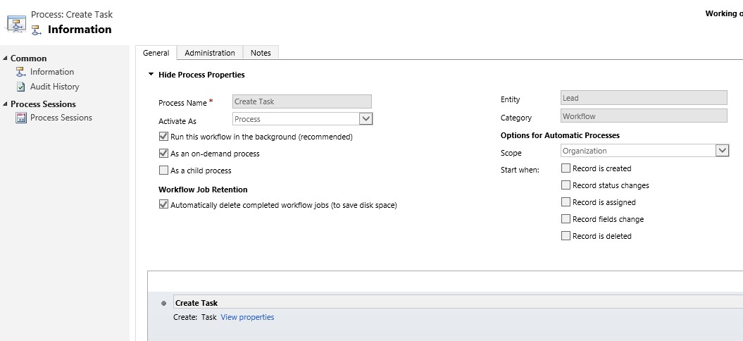 Execute Workflow using Web API in Dynamics 365   Arvind's CRM Blog
